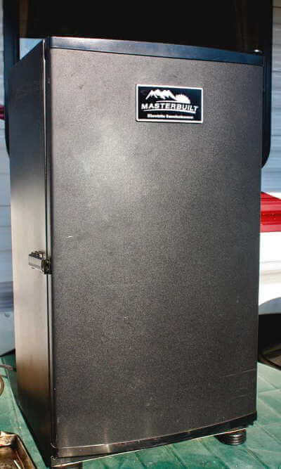 A Masterbuilt 30 Inch Electric Smoker