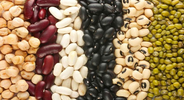 Natural Laxatives for Constipation Relief legumes beans